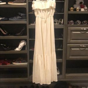 Juicy Couture NEW Creme Dress